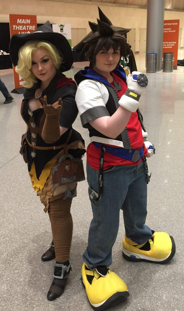 PAX South 2017, Cosplay, Kingdom Hearts, Overwatch