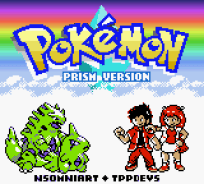 Pokemon Prism Title Screen