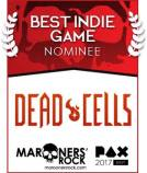 PAX Best Indie Game Nominee - Dead Cells