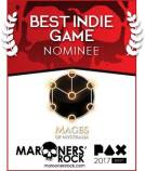 PAX Best Indie Game Nominee - Mages of Mystrallia