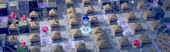 Super Bomberman R Survival round Featured