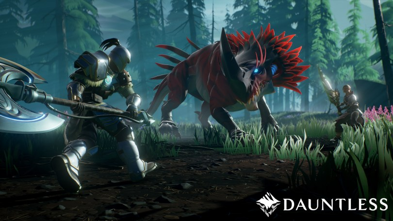 Dauntless PAX EAST Embermane