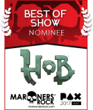 Best of PAX Nom best of show HOB