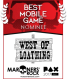Best of PAX Nom Mobile West of Loathing