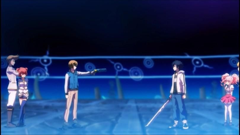 AKIBA'S BEAT Anime Cutscene