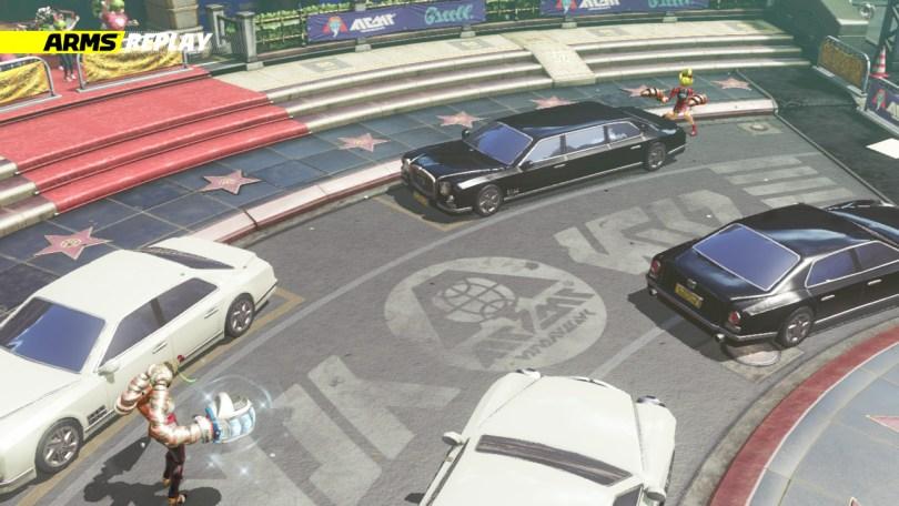 ARMS Car Arena
