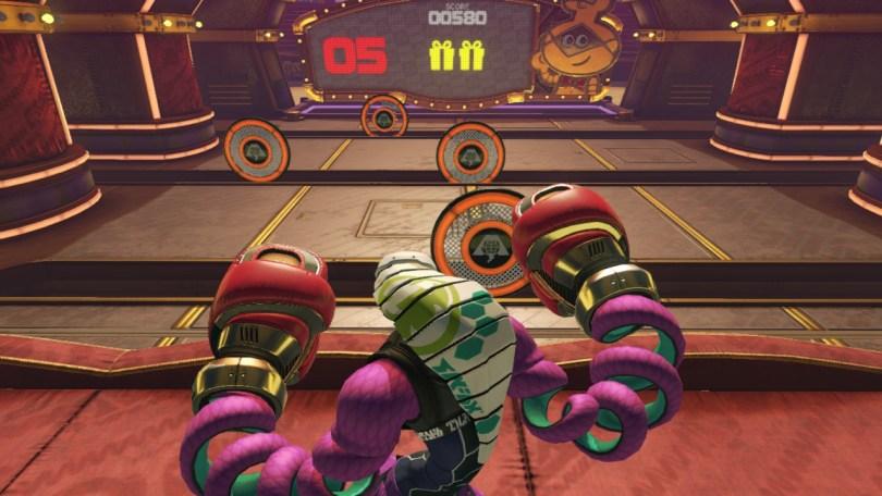 ARMS Kid Cobra Targets