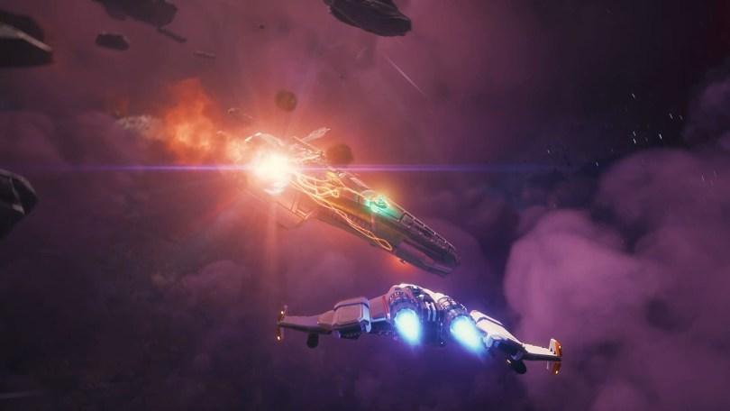 Everspace, Roguelike, Rougelike