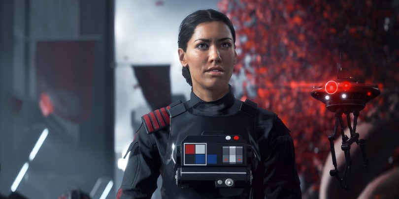 Female representation EA Star Wars