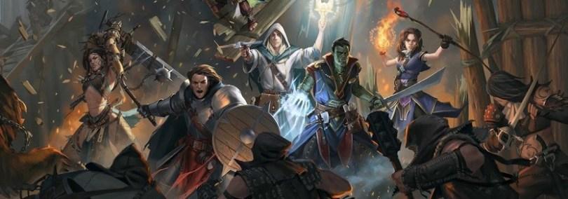 Pathfinder: Kingmaker Fully Backed on Kickstarter