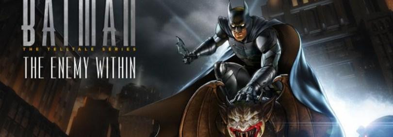 Telltale Announces Batman The Enemy Within