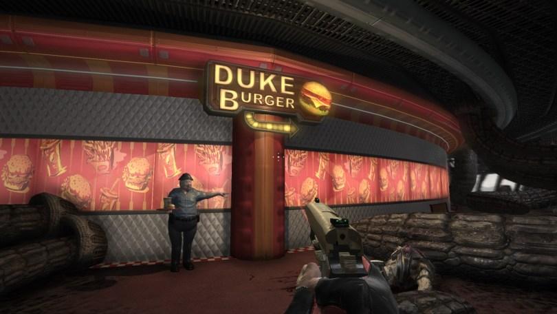 Duke Nukem Forever Duke Burger