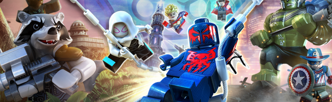 Lego Marvel Super Heroes 2 (Xbox One) Review