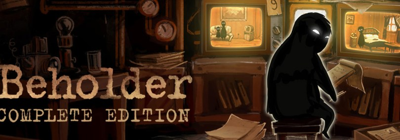 'Beholder' Complete Edition Launches on PlayStation 4 Today
