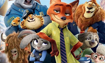 "Movie Review: ""Zootopia"""