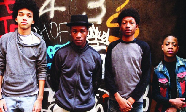 NETFLIX REVIEW: THE GET DOWN