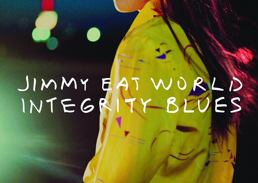 "NEW ALBUM RELEASE: ""INTEGRITY BLUES"" BY: JIMMY EAT WORLD"
