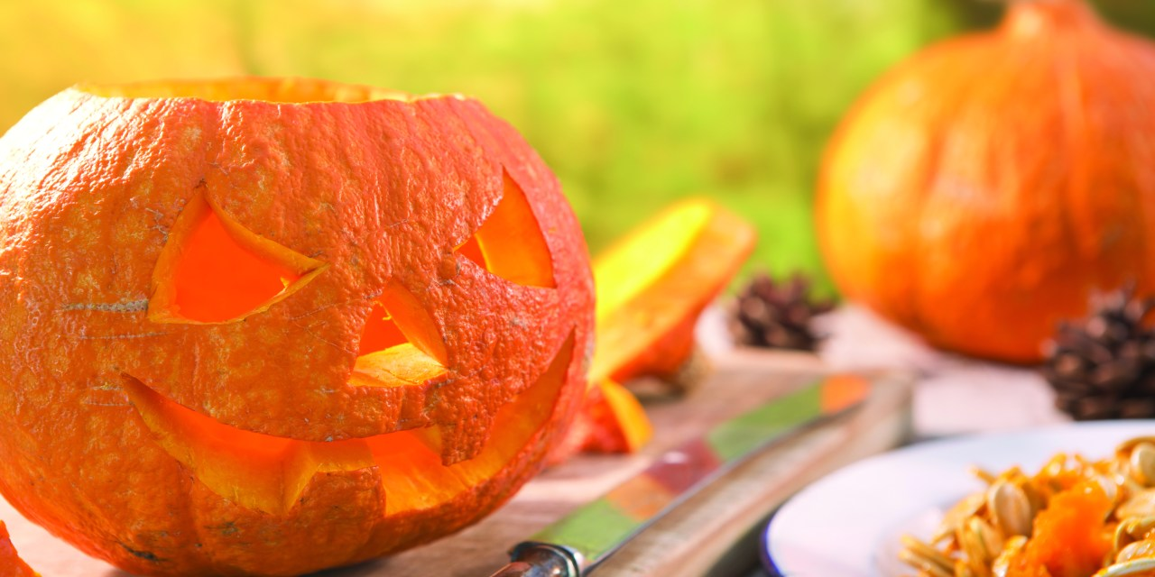 DIY: How to Carve A Pumpkin
