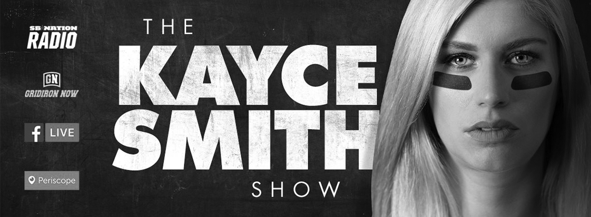 Kayce Smith: From the Sidelines to the Studio