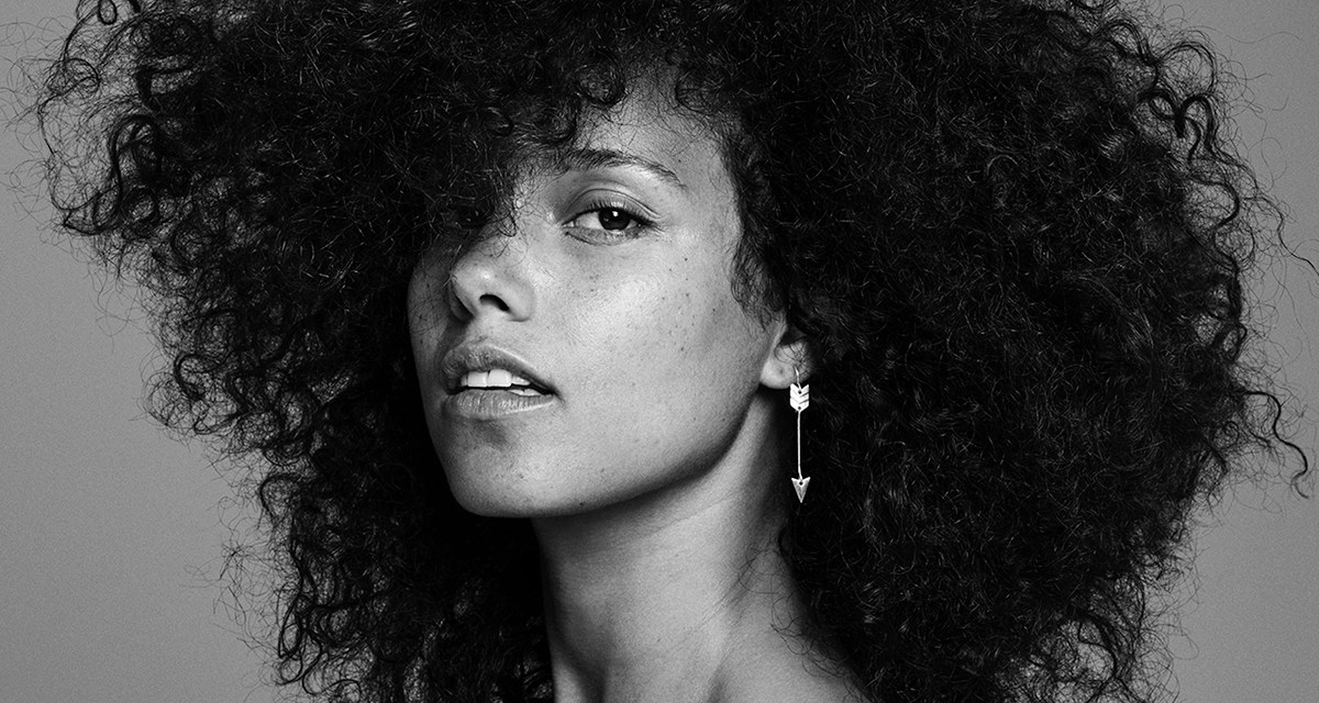 "NEW ALBUM RELEASE: ""Here"" by Alicia Keys"