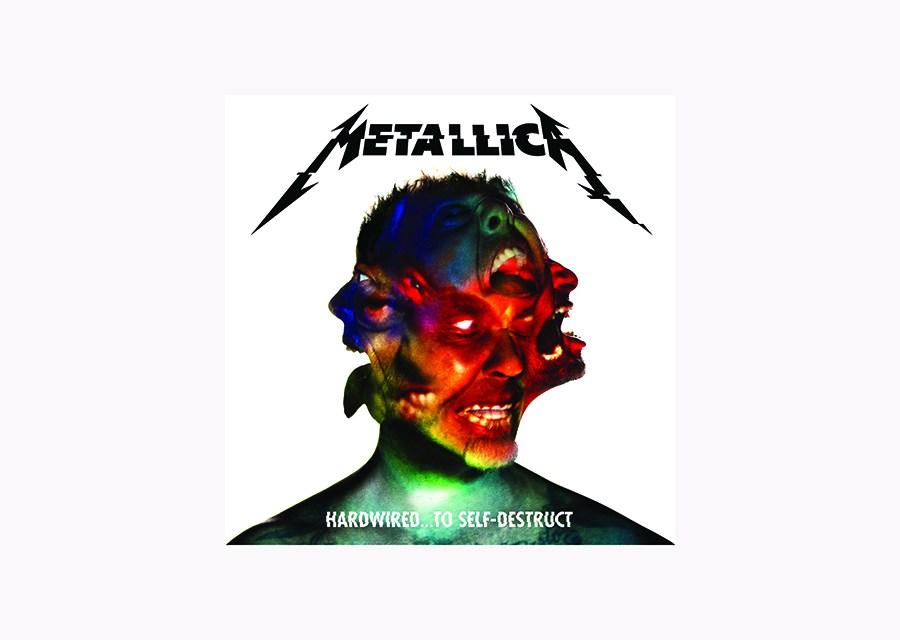 "NEW ALBUM RELEASE: ""Hardwired…to Self-Destruct"" by Metallica"