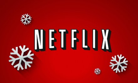 CHRISTMAS BREAK BINGING ON NETFLIX