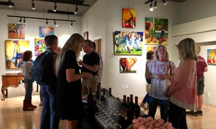 Charismatic Colors, an Expressive Artistic Experience at The SEAD Gallery
