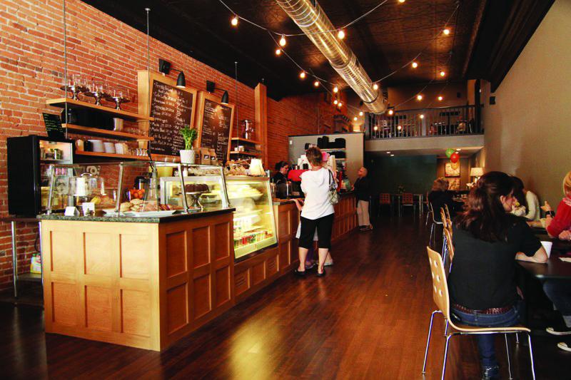 Local Coffee Shops