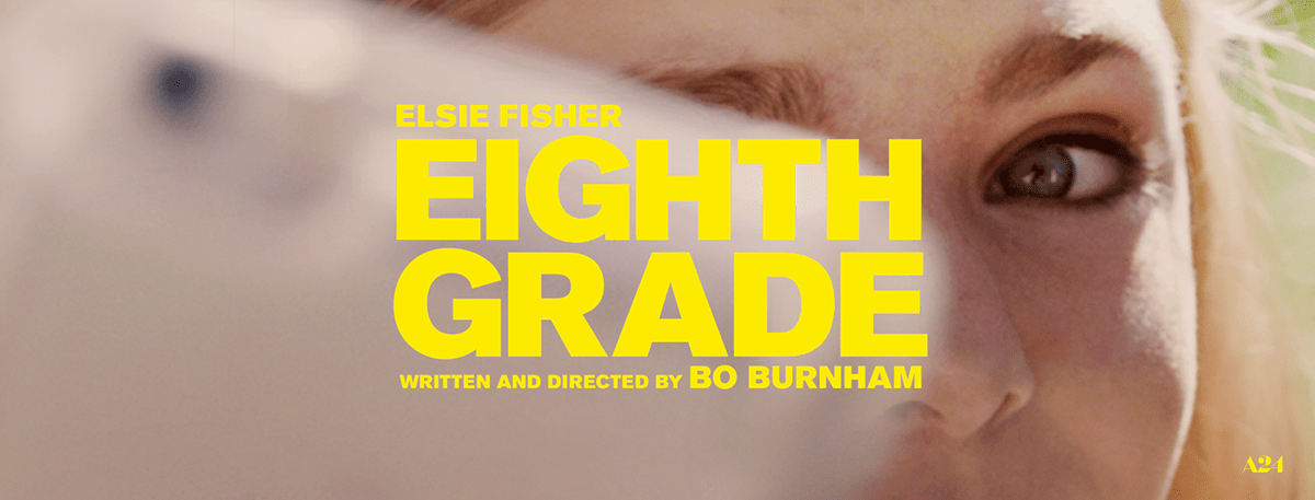 "Movie Review: ""Eighth Grade"""