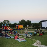 Movies by the Pond