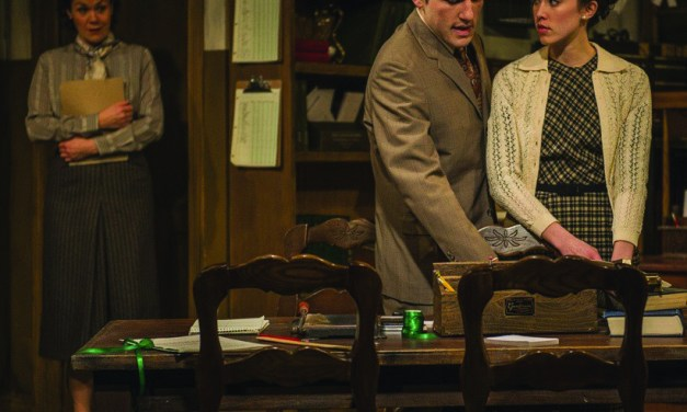 """A Forgotten Classic comes to Bryan – """"London Wall"""""""