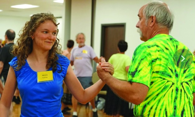 Grab Your Partner for Contra Dance