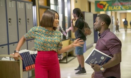 "Movie Review: ""Night School"""