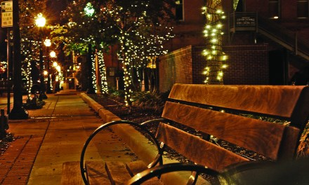Downtown Bryan Shines for the Holiday Season