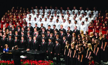 Texas A&M Choirs Combine for Holiday Shine