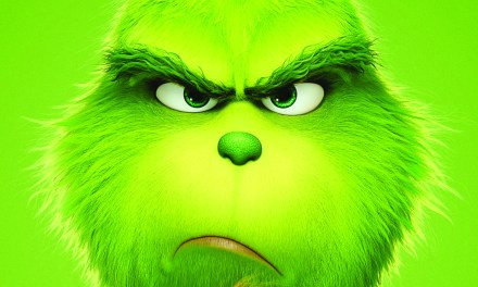 "Movie Review: ""The Grinch"""