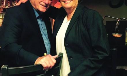 "Arnold LeUnes' Upcoming ""Author Talk"""