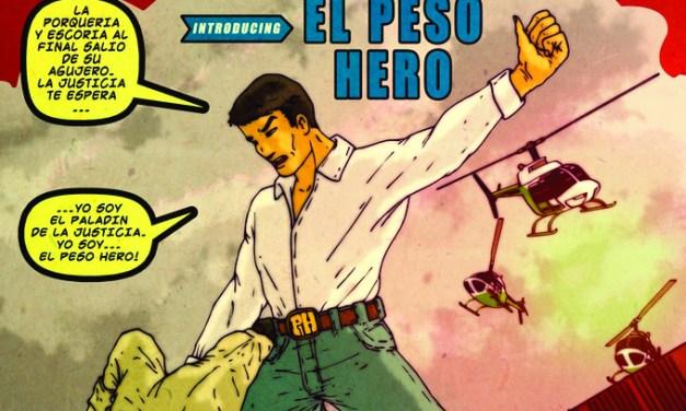 Border Stories Told Through Comic Art