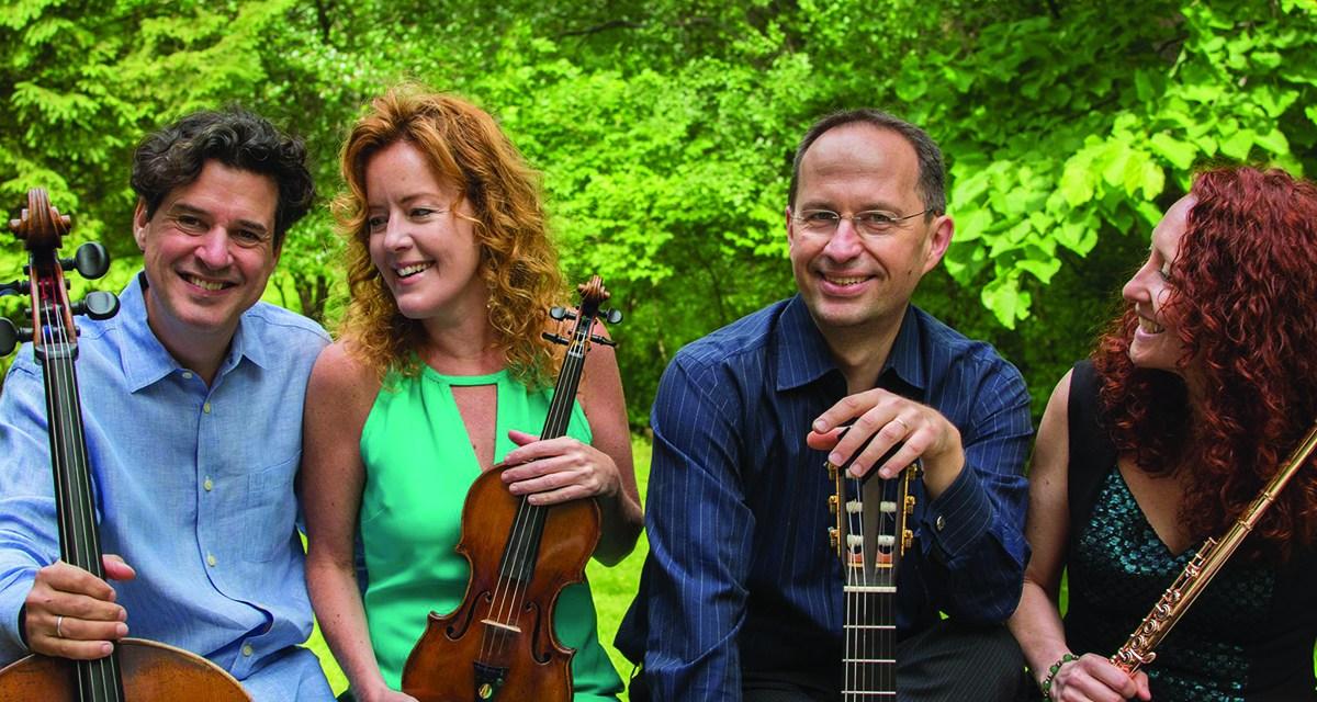 Concerts on Carter Creek Hosts FANDANGO!