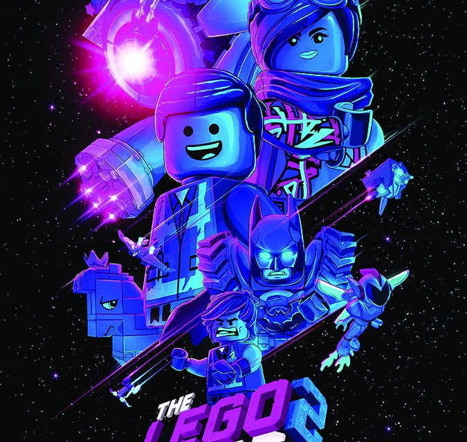 "Movie Review: ""The Lego Movie 2"""