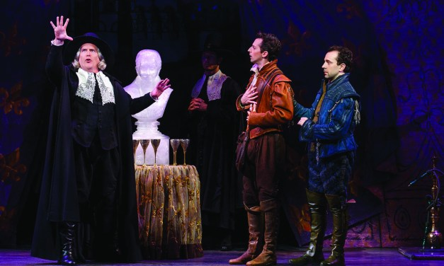 "MSC OPAS: ""Something Rotten"" and ""Frankenstein"""