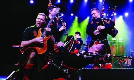 OPAS: Red Hot Chilli Pipers