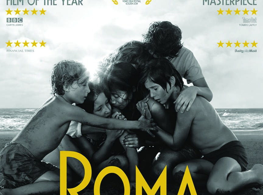 "Movie Review: ""Roma"""