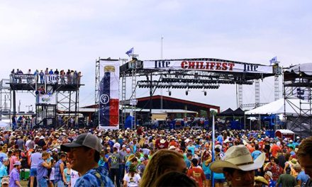 Chilifest Friday LIneup