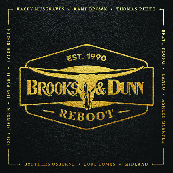 "Album Review: ""Reboot"" by Brooks & Dunn"