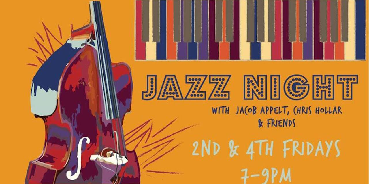 Jazz Night with Chris Hollar & Jacob Appelt at The Village