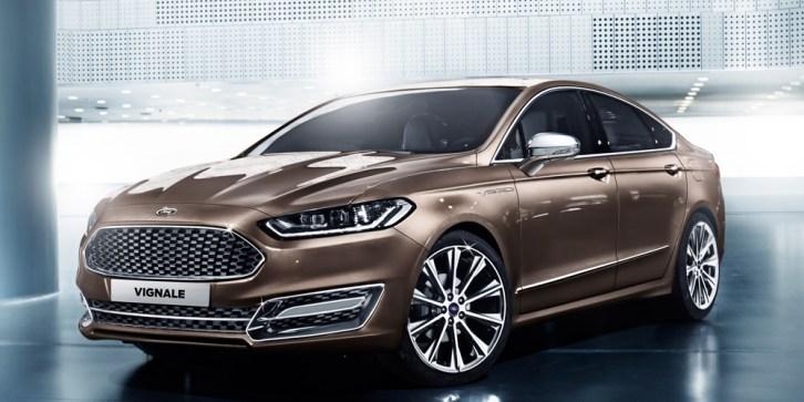 En Maroto Automoción puedes comprar vehículos nuevos Ford, como el Mondeo con acabado Vignale.