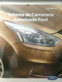 Maroto Automoción, Taller de Carrocería Autorizada Ford en Cullera