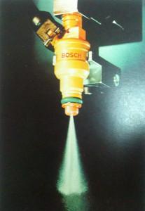 En la revisión del coche nivel mantenimiento, cambiando el filtro de combustible se evitan atascos en los inyectores.