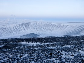 cratère du Hverfell
